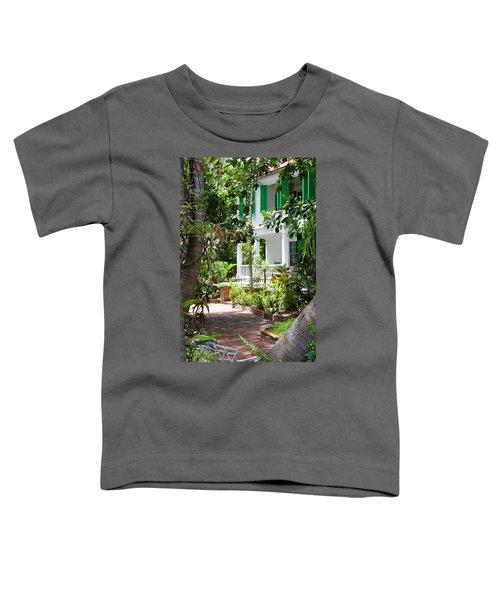 Audubon House Entranceway Toddler T-Shirt
