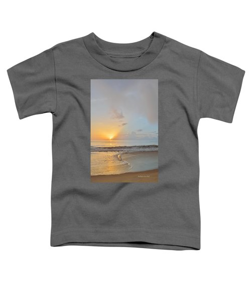 August 10 Nags Head Toddler T-Shirt