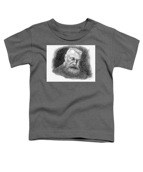Auguste Rodin Toddler T-Shirt