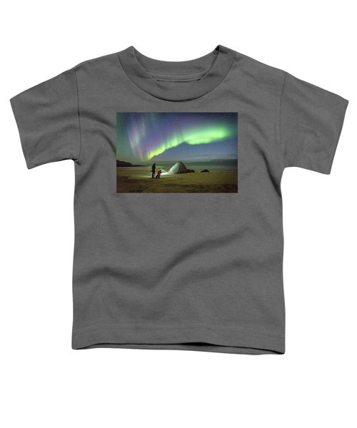 Aurora Photographers Toddler T-Shirt