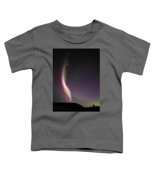 Auroral Phenomonen Known As Steve, 7 Toddler T-Shirt
