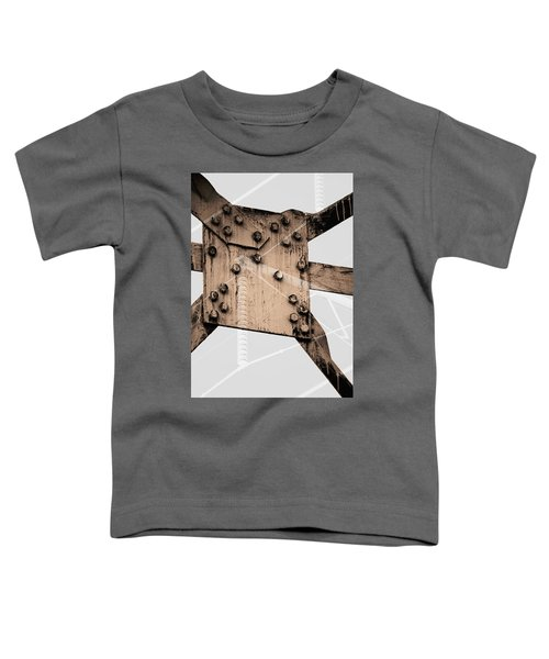 Austerity Of Form Toddler T-Shirt