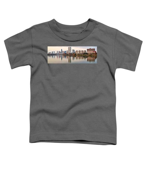 Austin Elongated Toddler T-Shirt by Frozen in Time Fine Art Photography