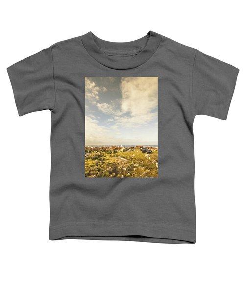 Australian Exploration Toddler T-Shirt