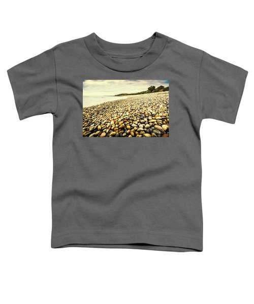 Australian Rocky Shoreline Toddler T-Shirt