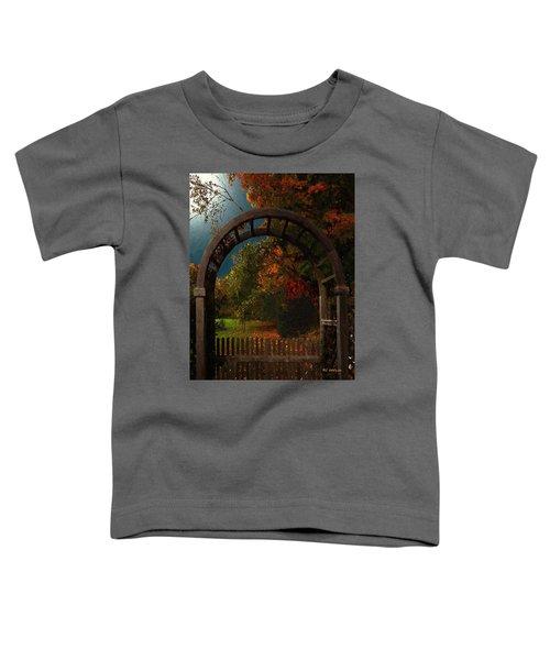 Autumn Archway Toddler T-Shirt