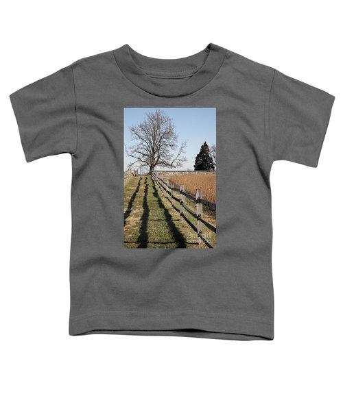 Autumn At Antietam Toddler T-Shirt