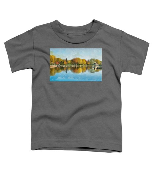 Autumn Blues Toddler T-Shirt