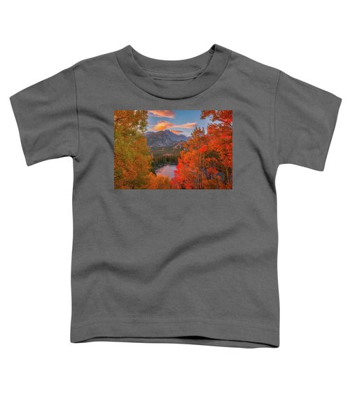 Autumn's Breath Toddler T-Shirt