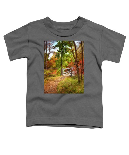 Autumn Bridge Toddler T-Shirt