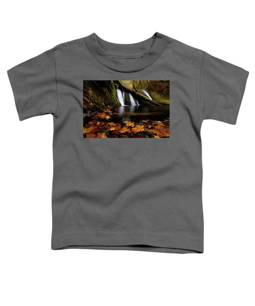 Autumn Flashback Toddler T-Shirt