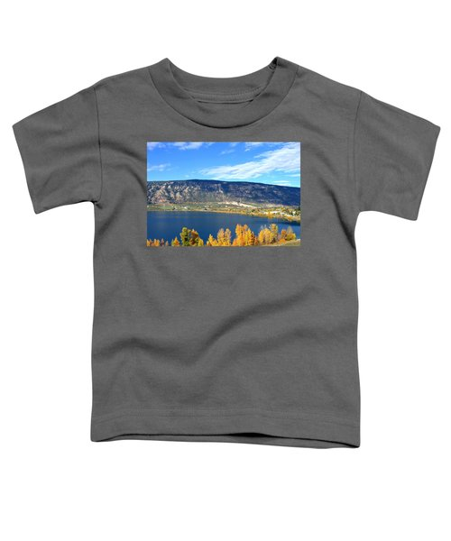 Autumn In Oyama Toddler T-Shirt