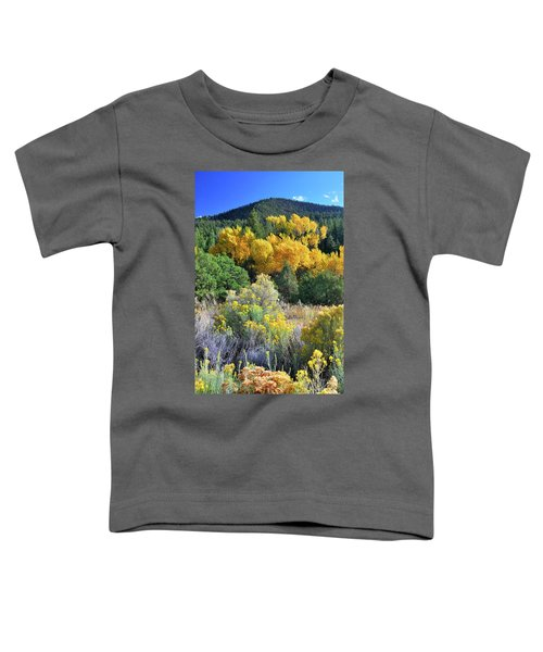 Autumn In The Canyon Toddler T-Shirt