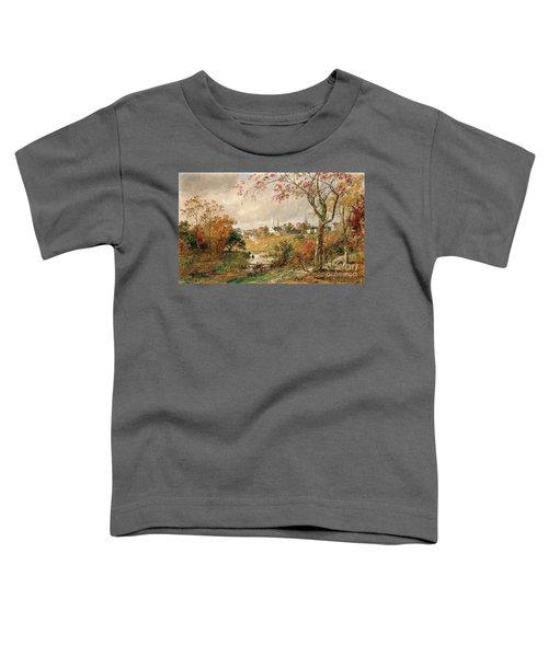 Autumn Landscape Toddler T-Shirt