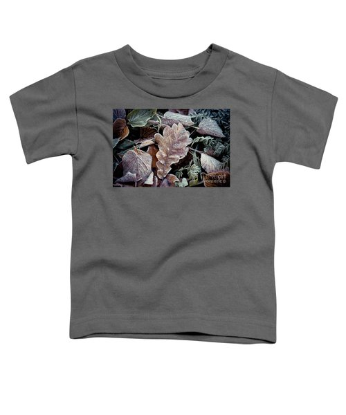 Autumn Leaves Frozen Artmif.lv Toddler T-Shirt