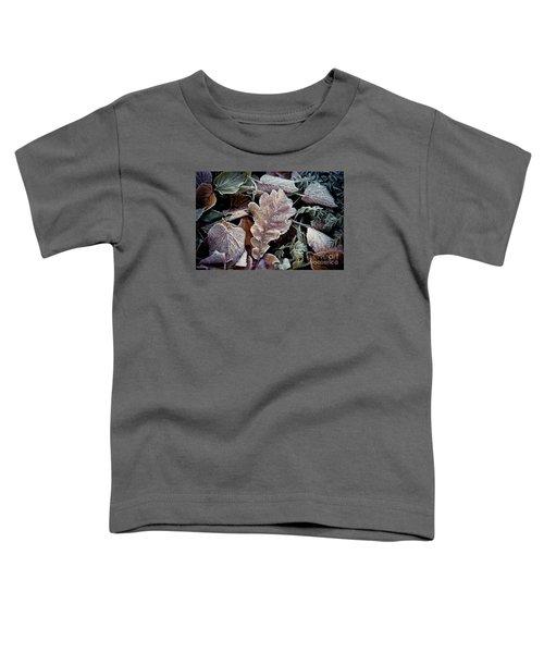 Autumn Leaves Frozen Artmif.lv Toddler T-Shirt