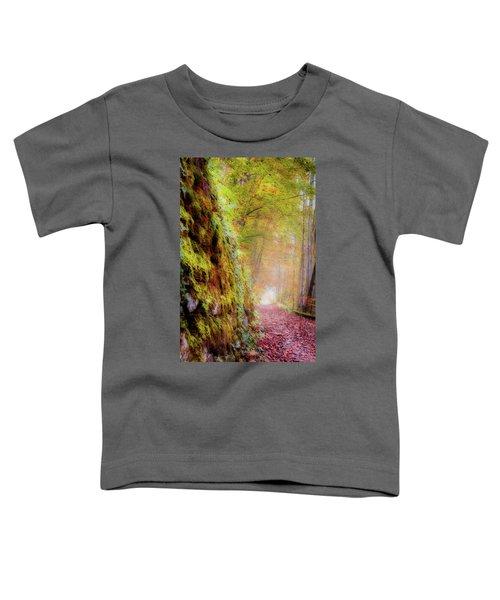 Autumn Path Toddler T-Shirt