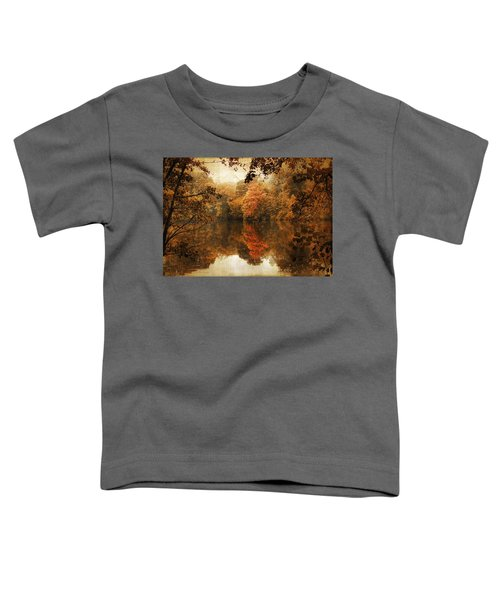Autumn Reflected Toddler T-Shirt