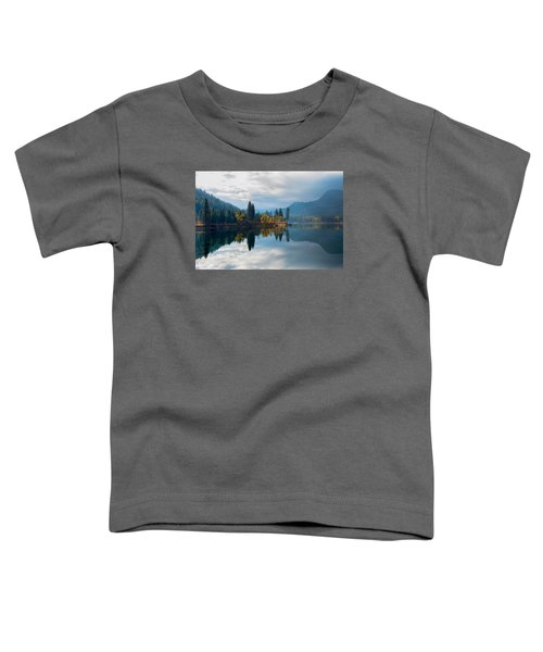 Autumn Reflection Toddler T-Shirt