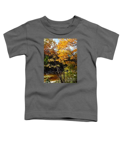 Autumn River Toddler T-Shirt