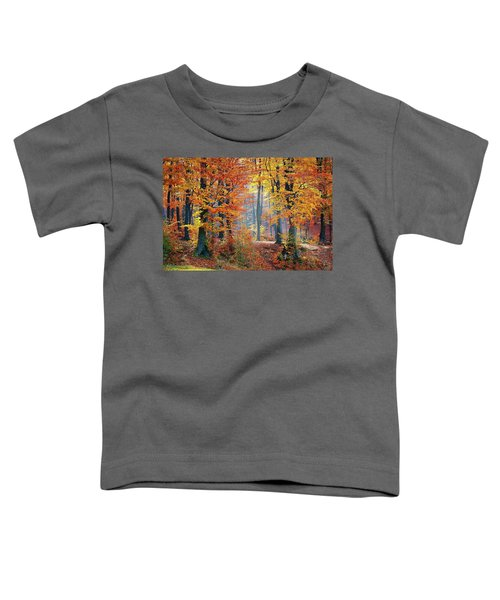 Autumn Splendour Toddler T-Shirt