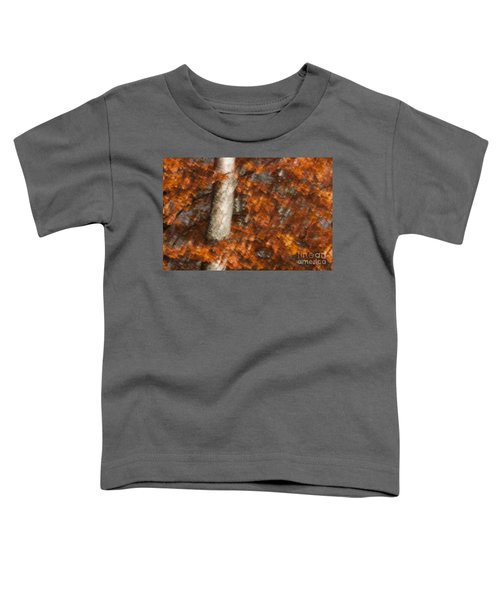 Autumn Tree Toddler T-Shirt