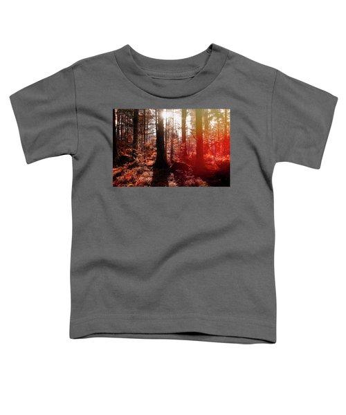 Autumnal Afternoon Toddler T-Shirt