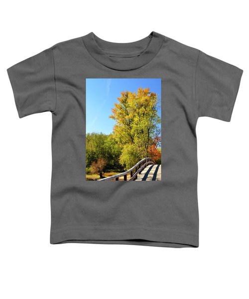 Autumnal North Bridge Toddler T-Shirt