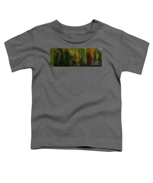 Autumnal Reflections Toddler T-Shirt