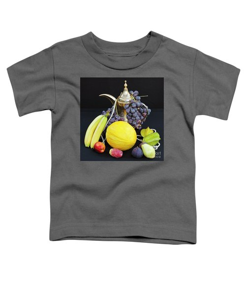 Symphony Of Forbidden Fruits Toddler T-Shirt