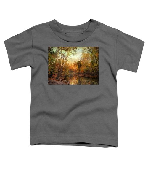 Autumnal Tones Toddler T-Shirt