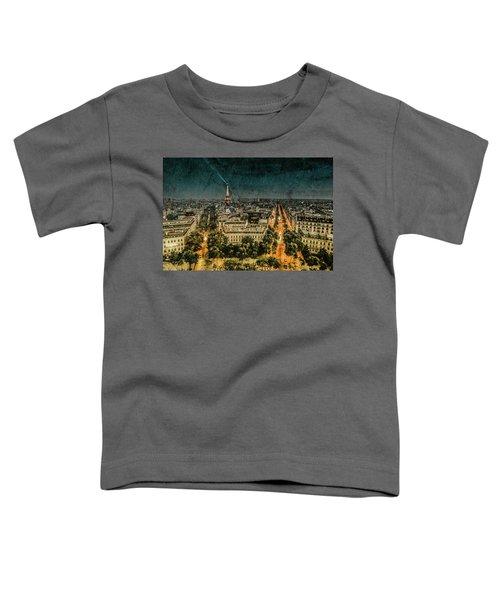 Paris, France - Avenue Kleber Toddler T-Shirt