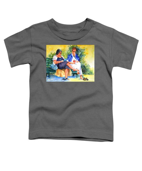 Avid Readers #1 Toddler T-Shirt