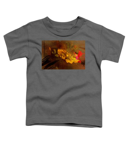 Awake Background Toddler T-Shirt