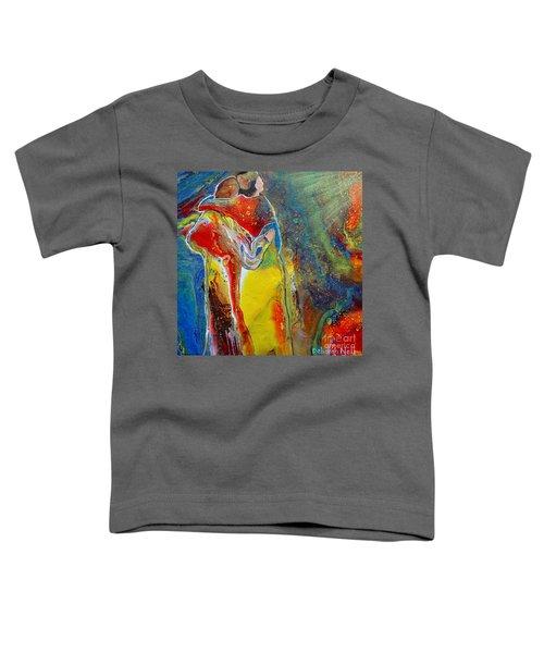Awesome God Toddler T-Shirt