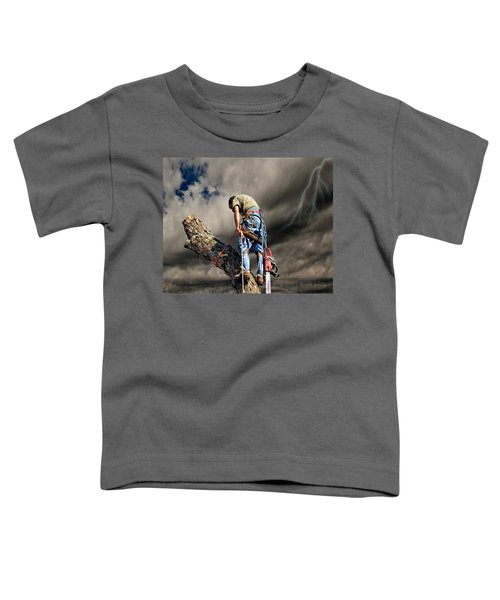 Ax Man Toddler T-Shirt