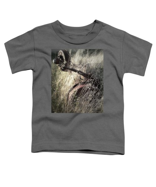 Toddler T-Shirt featuring the photograph Axel by Susan Kinney