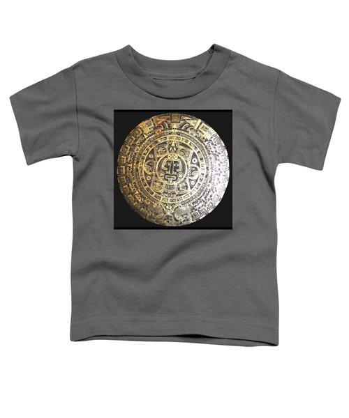Aztec Calendar Toddler T-Shirt