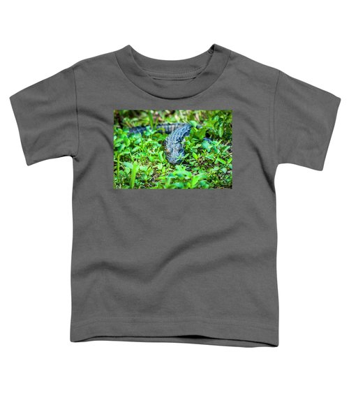 Baby Alligator Toddler T-Shirt