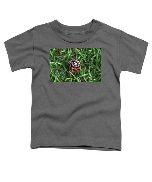 Baby Pine Cone Toddler T-Shirt