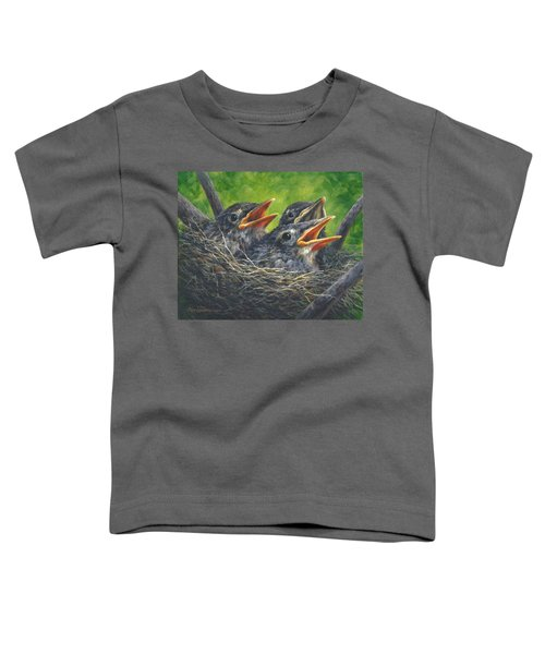 Baby Robins Toddler T-Shirt