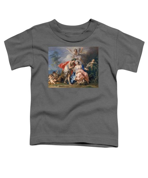 Bacchus And Ariadne Toddler T-Shirt