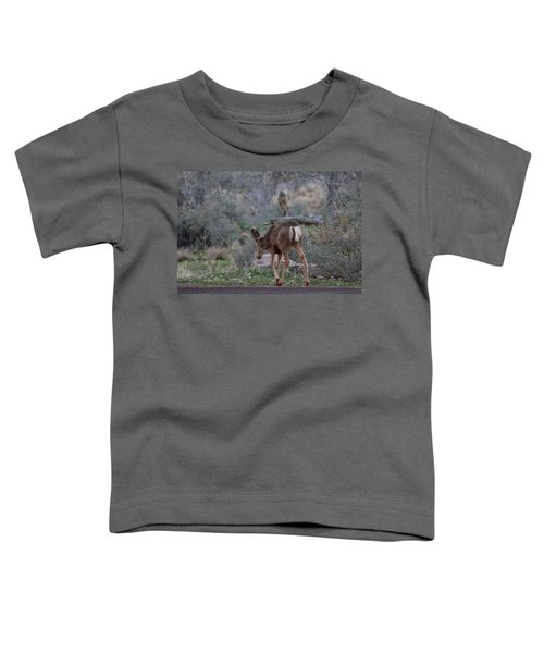 Back Into The Woods - 2 Toddler T-Shirt