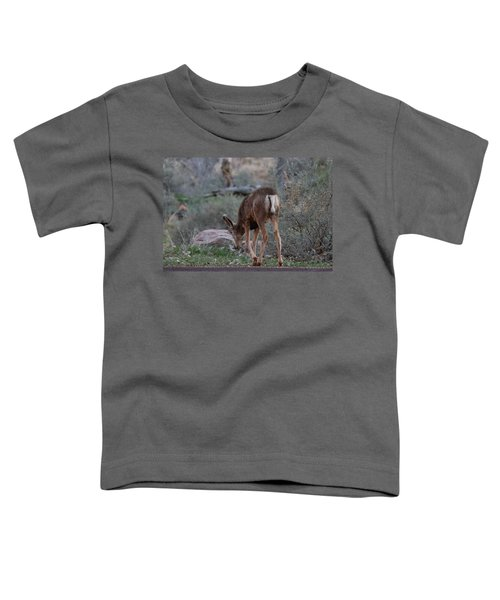 Back Into The Woods Toddler T-Shirt