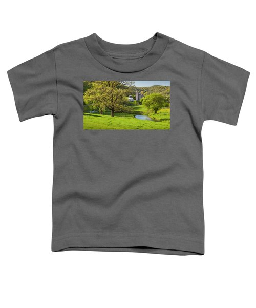 Bad Axe River Toddler T-Shirt