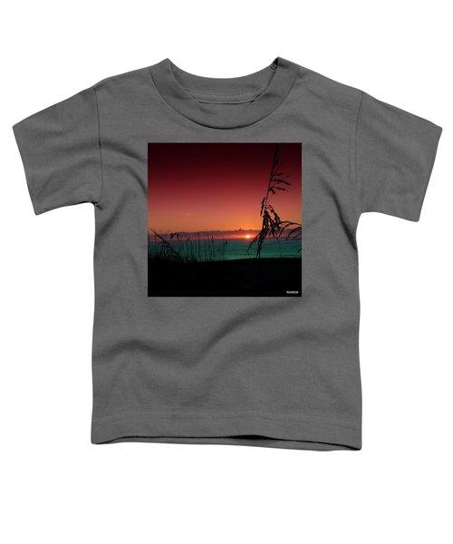 Bad East Coast Sunrise  Toddler T-Shirt
