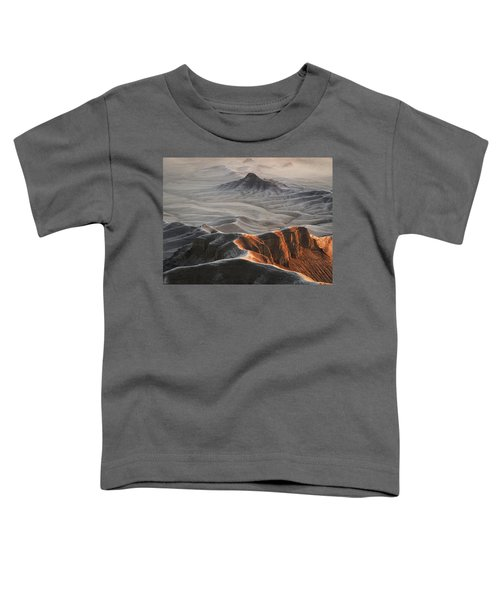 Badlands Fog Toddler T-Shirt