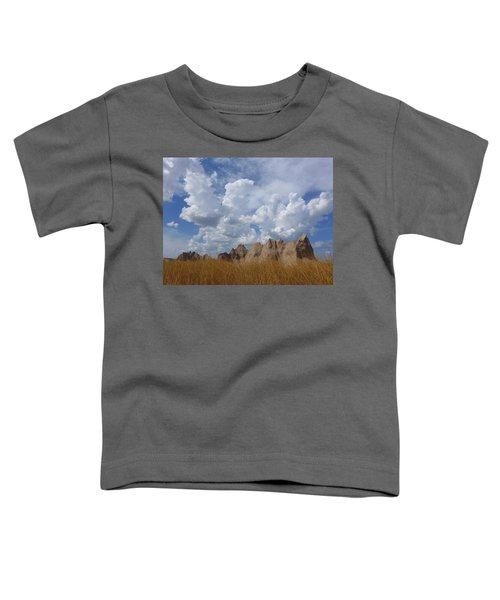 Badlands Toddler T-Shirt