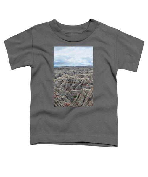 Badlands National Park Toddler T-Shirt