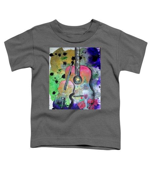 Badmusic Toddler T-Shirt